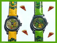 TNMT GIFTS TEENAGE MUTANT NINJA TURTLES WATCH CHILDRENS WRIST WATCH QUARTZ