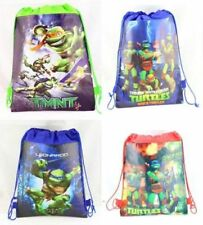 TEENAGE MUTANT NINJA TURTLES GYM BAG TNMT WATCH CHILDRENS QUARTZ TNMT BAG
