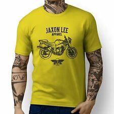 Jaxon Lee Triumph Speed Four Inspired Motorbike Art T-shirts