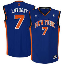 NBA Carmelo Anthony Nueva York Knicks Camiseta de Baloncesto