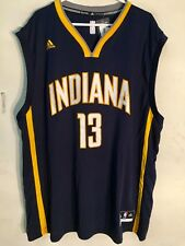 NBA Indiana Pacers Paul George Camiseta de baloncesto