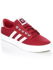Scarpa Adidas Kiel Collegiate Burgundy-Light Grigio Heather Solid Grigio-Footwea