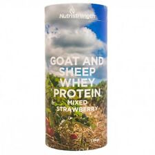 Nutristrength Goat And Sheep Whey Protein - Mixed Strawberry