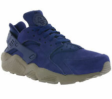 NEW NIKE Air Huarache Run SE Shoes Trainers Blue Dark blue 852628 400