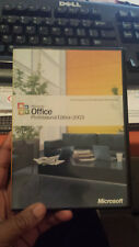 Microsoft Office Professional Edition 2003 with Product Key - VGC!
