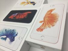 Apple iPhone 6S Plus 16GB 64 Go Boîte vide EU Spec - Or Rose, gris espace,