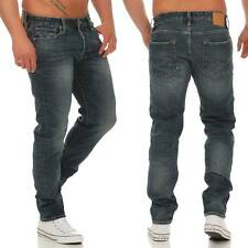 JACK & JONES JEANS Mike JJ ICON Herren Hose CR001 Comfort Fit Blau Pants