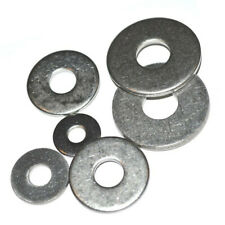M10 Penny Washers, Workshop Assortment of Penny Repair Mudguard Washers Sizes
