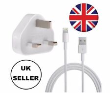 100% CE Apple Genuine Mains Wall Charger for Apple iPhone 5 6 7 8  & iPad 2 3 4