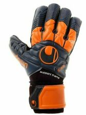 UHLSPORT Guantes Portero Keeper guantes Blau SUPERSOFT SF