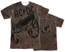 """AC/DC """"We Salute You"""" Dye Sublimated T-Shirt"""