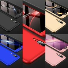 Shockproof 360° Full Body Protective Hard Slim Case Cover Huawei P20 Lite / Pro