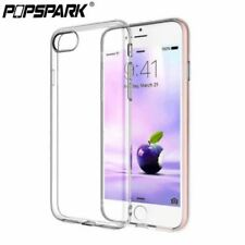 Silicone Protective Sleeve Cover Transparent Soft Case For Iphone X 8 7 6 6s 4 4