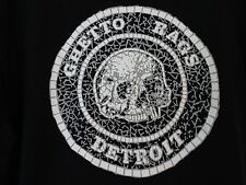 Mosaic Skull T Shirt Detroit Ghetto Rags Biker Goth Rock Punk + FREE ITEMS