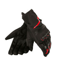 Dainese - Guantes Tempest Unisex Dry Long negro, rojo