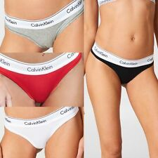 Calvin Klein CK Women's Sports Underwear Thongs With Tags-NEW AND SEALED