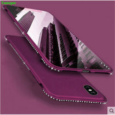 Luxury Rhinestone Phone Case For Samsung S9 S8 S7 Note8 Bling Diamond Cases For