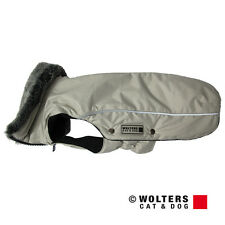 WOLTERS cani Giacca invernale Amundsen BEIGE-GRIGIO, varie misure, NUOVO