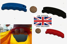 1pcs Silicone Shopping Bag Carrier Grocery Holder Handle-UK STOCK-FREE P&P