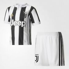 FC JUVENTUS MINI KIT GARA HOME JUNIOR 2017/18 UFFICIALE ADIDAS