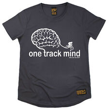 Ladies Cycling One Track Mind Breathable sports T SHIRT DRY FIT R NECK T-SHIRT