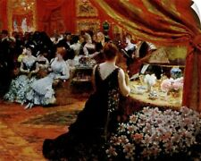 Wall Decal entitled The Salon of Princess Mathilde (1820-1904) 1883