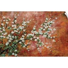 Wall Decal entitled Wild Plum Blossoms