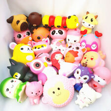 New Slow Rising Squishies Squishy Squeeze Kids Soft Toys Stress Reliever Aid