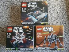 LEGO Star Wars Microfighters Series 2 - Discontinued sets - NEW