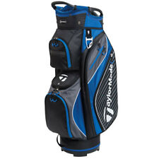 NEW 2018 TAYLORMADE PRO CART 6.0 14 WAY DIVIDER GOLF BAG (3 COLOURS)
