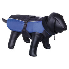 NOBBY Cappotto per cani Frances Blu, varie misure, NUOVO