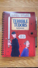 PARTY BAG FILLERS - HORRIBLE HISTORIES NOTEBOOK AND PEN