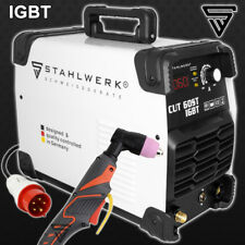 PLASMA CUTTER STAHLWERK CUT 60 ST HF INVERTER / Cutting power up to 20 mm