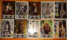 Cromos Force attax Carrefour Star wars