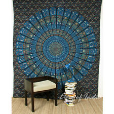 Large Queen Mandala Wall Hanging Bedspread Tapestry Boho Beach Hippie Bohemian I