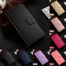Business Ultrathin Cuero Case Flip Wallet Cover Para Xiaomi Redmi Note 4 4X 5A