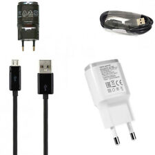 CARGADOR PARA MOVIL TABLET CABLE MICRO USB DE 1.8A AMPERIOS RED PARED UNIVERSAL