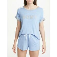 DKNY Essential Logo Short sleeve T-Shirt And Boxer Shorts Pyjama Set (YI3119307)