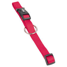 NOBBY COLLARE PER CANI CLASSIC ROSSO, varie misure, NUOVO