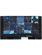 Quiksilver The Every Daily Polyester Wallet in Bijou Blue