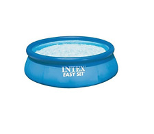 Intex Swimming Pool Above Ground Easy Set 8ft x 30 inch Paddling Summer Family