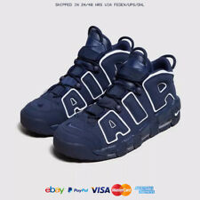 ALL SIZES NIKE AIR MORE UPTEMPO '96 SCOTTIE PIPPEN UNIVERSITY BLUE 921948-400