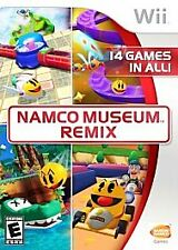 Namco Museum Remix - Nintendo Wii Game Disc Only Free Shipping 100% Guaranteed