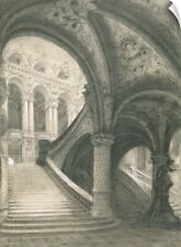 Wall Decal entitled The Staircase of the Paris Opera House