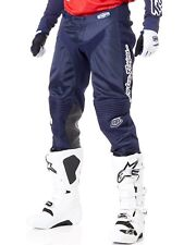 Pantaloni motocross Troy Lee Designs 2018 GP Air Mono Blu Scuro