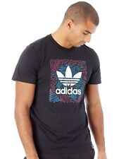 T-Shirt Adidas BB Palm Nero