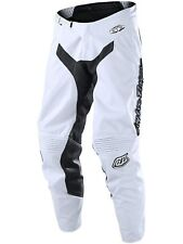 Pantaloni motocross Troy Lee Designs 2018 GP Air Mono Bianco