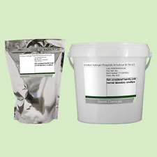 di-Sodium Hydrogen Phosphate Anhydrous 98.5% ACS Food Grade 100g to 1Kg