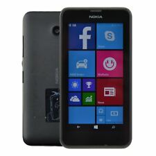"Nokia Lumia 635 Vodafone 4G LTE 5MP Windows 4.5"" 8GB Smartphone - Black"