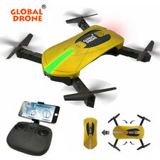 RC Drones with hd Camera RC Helicopter Foldable Mini Drone FPV Quadcopter
